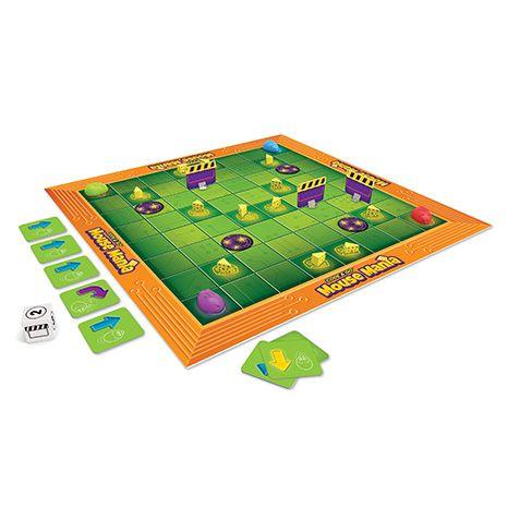 2863 robot mouse coding juego mesa