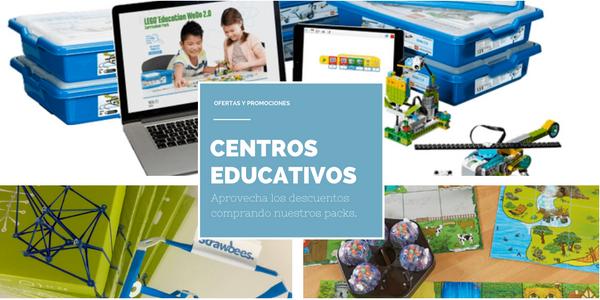 Promociones centros educativos