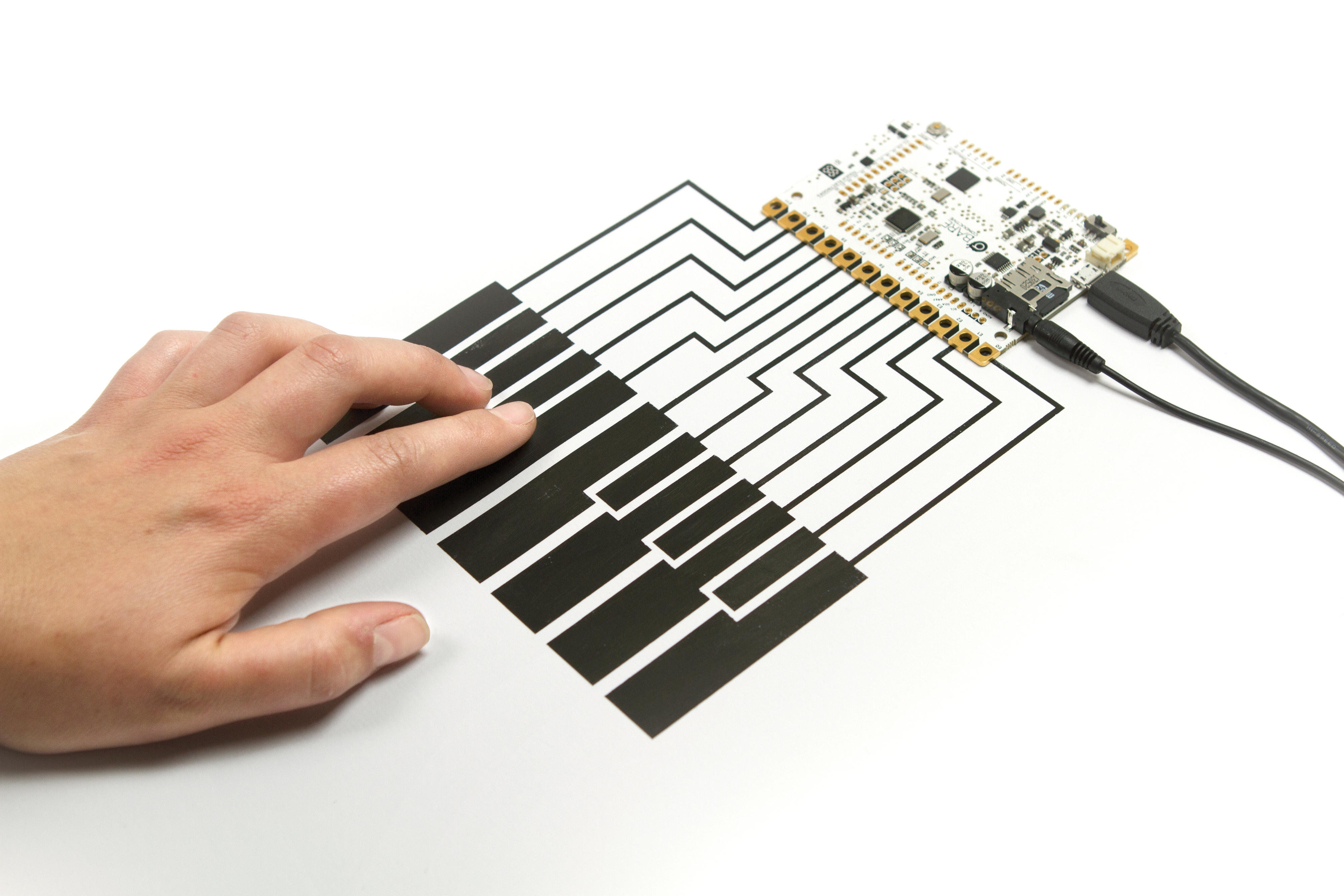 TouchBoard PianoBareConductiveLtd.2014