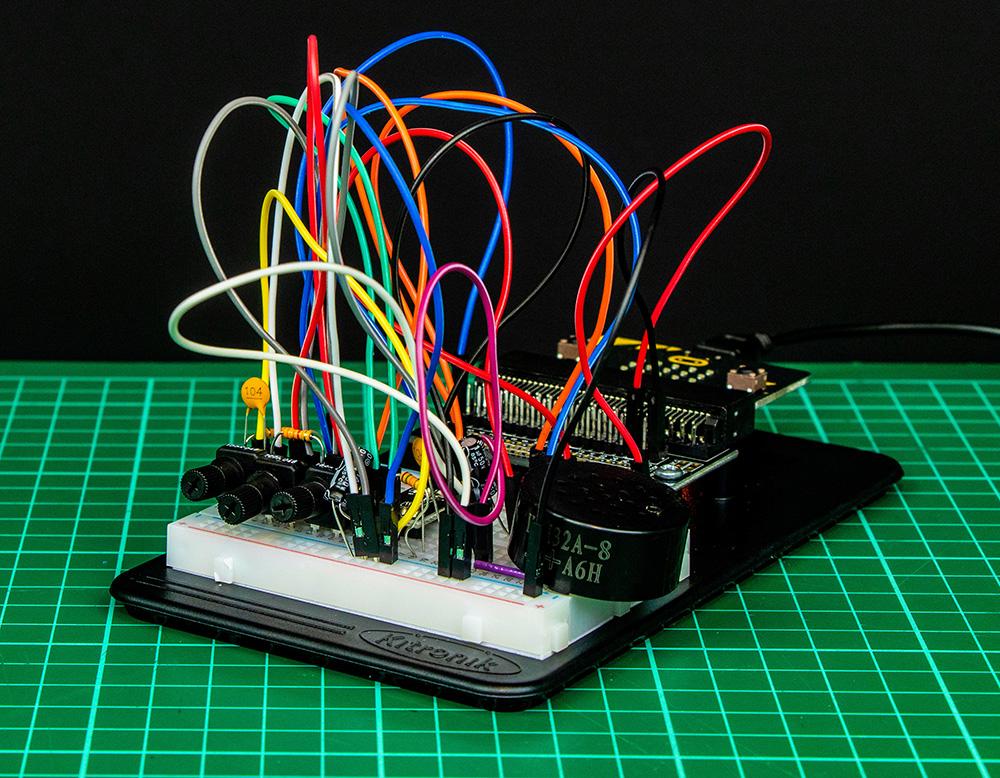 inventors kit microbit 3