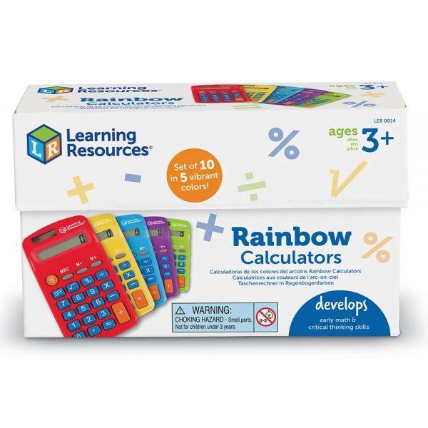 0014 rainbowcalculator setof10 b