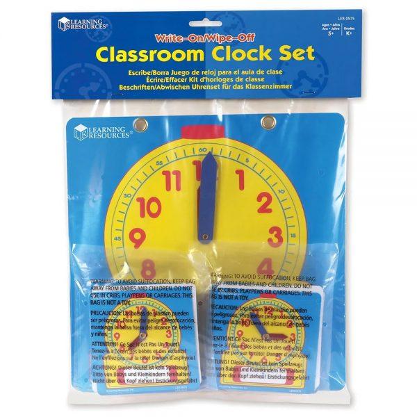 0575 classroomclockset pkg sh we