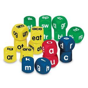 cubos de fonética