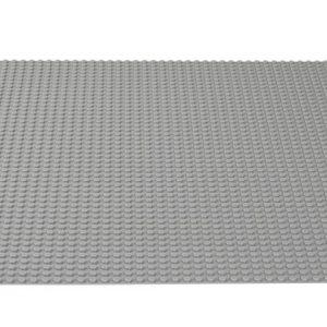 Placa gris Lego
