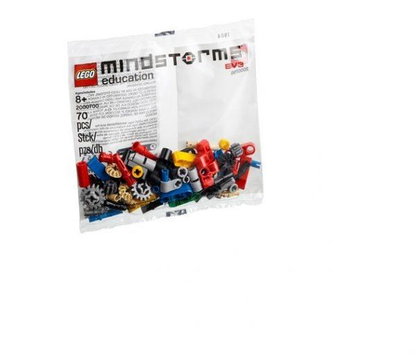 Piezas de recambio 1 de LEGO