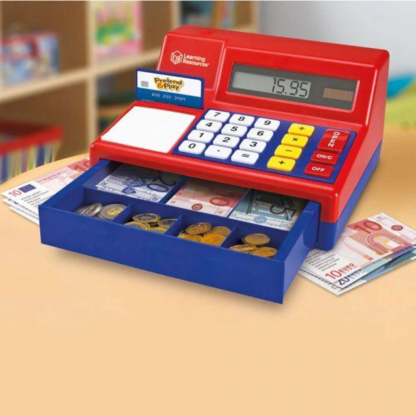 2629 eur cashregister on table 1