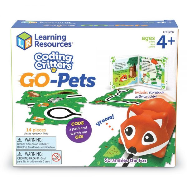 3097 gopets fox box cnt sh 2