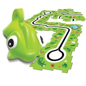 coding critters cameleon