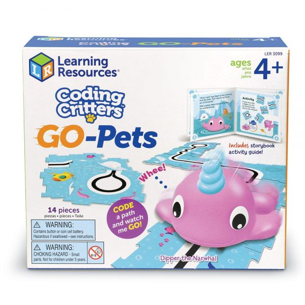 3099 gopets narwhal box cnt sh 2