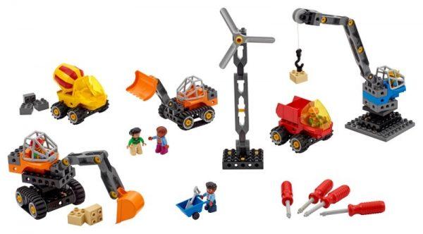 máquinas tecnológicas de LEGO