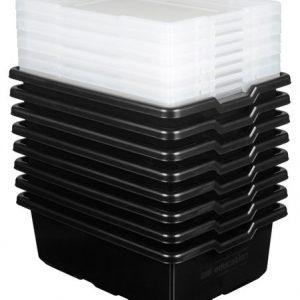 cajas de almacenamiento mediano de Lego