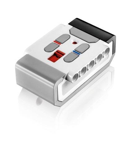 control remoto y baliza EV3