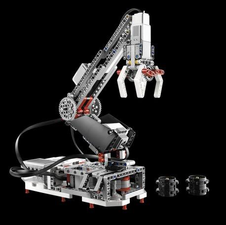 45544 mod robot arm 02 left