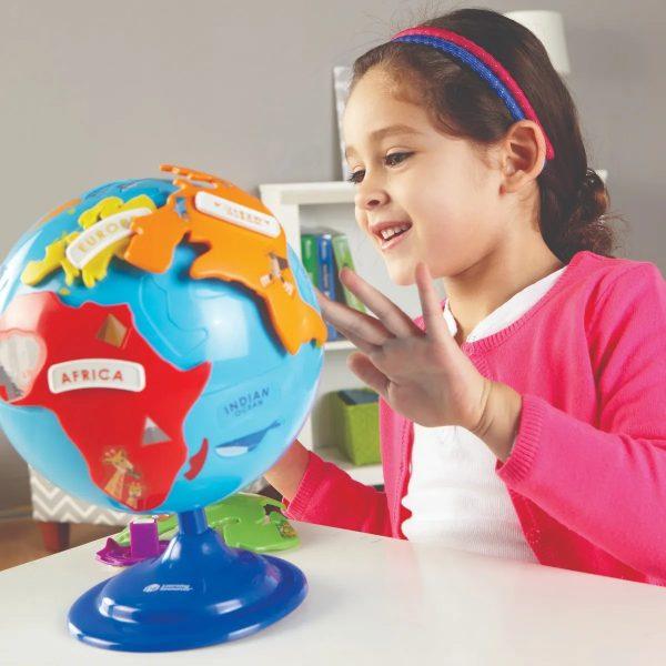 7735 puzzle globe girl 2 2