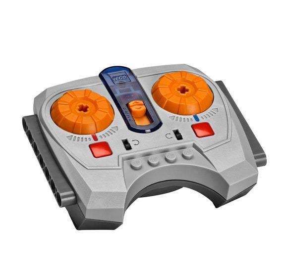 control remoto de velocidad de lego