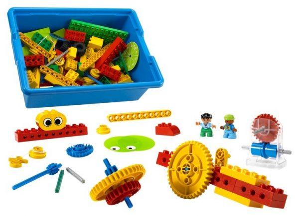 Máquinas simples tempranas LEGO 9656