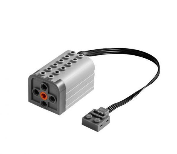 Motor generador eléctrico LEGO