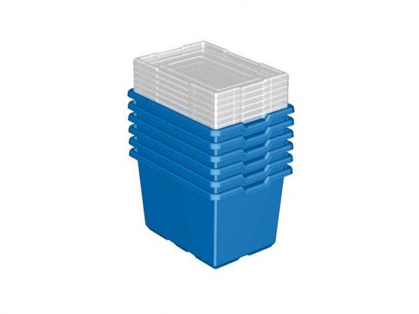 Cajas de gran almacenamiento de LEGO