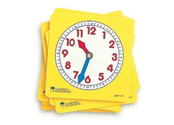 relojes de clase