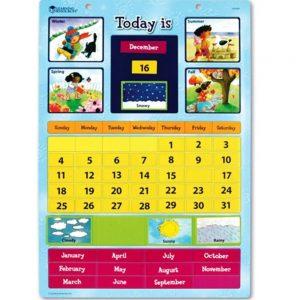 calendario magnético