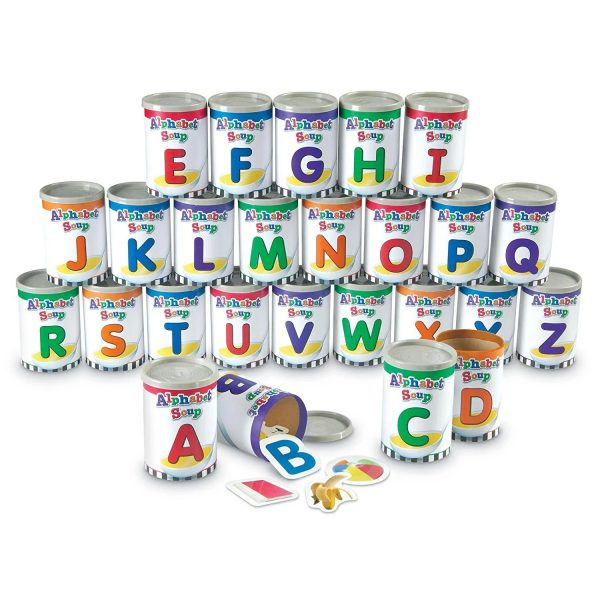clasificadores de sopa de letras