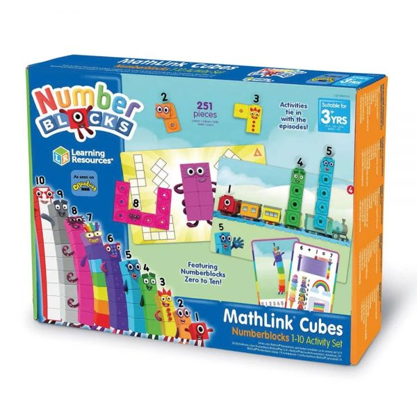 Cubos MathLink números