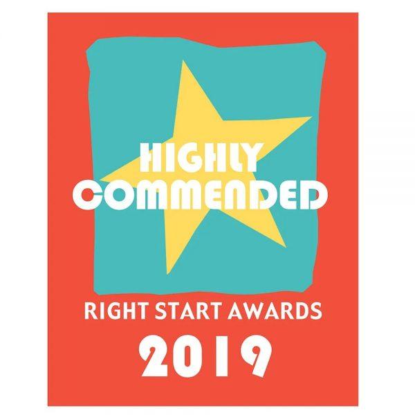 right start awards highly commen